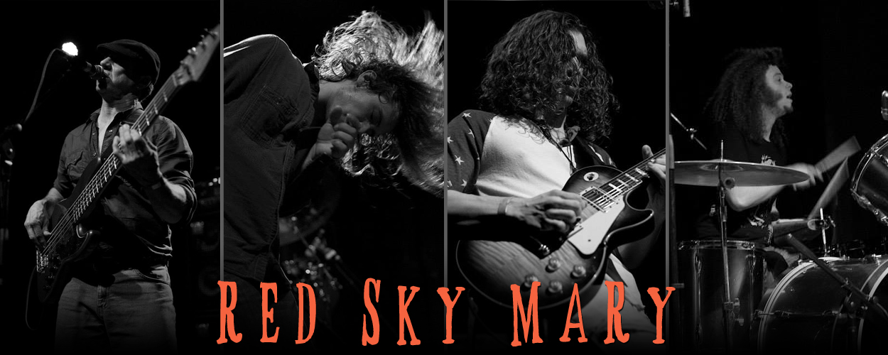 the Carved Records family, Red Sky Mary! The New Hampshire based rock ...